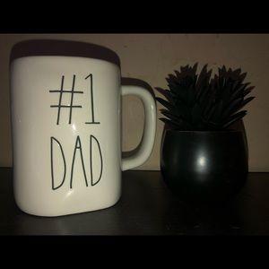 Rae Dunn #1 Dad Mug